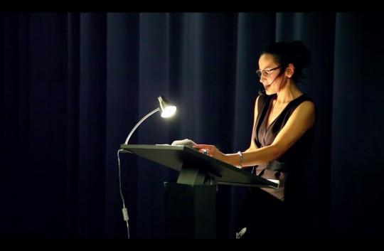 Buchvorstellung Pina Ferreiro