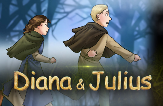 Animationsfilm Diana & Julius